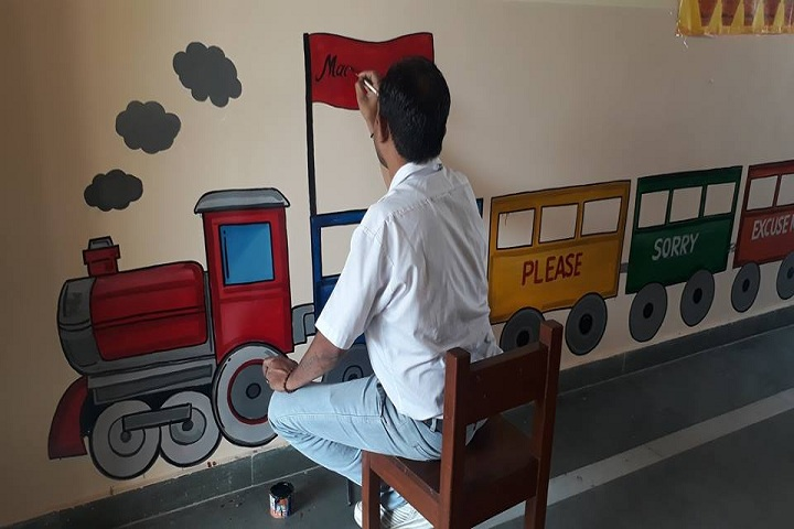 pranavanada International School-Art