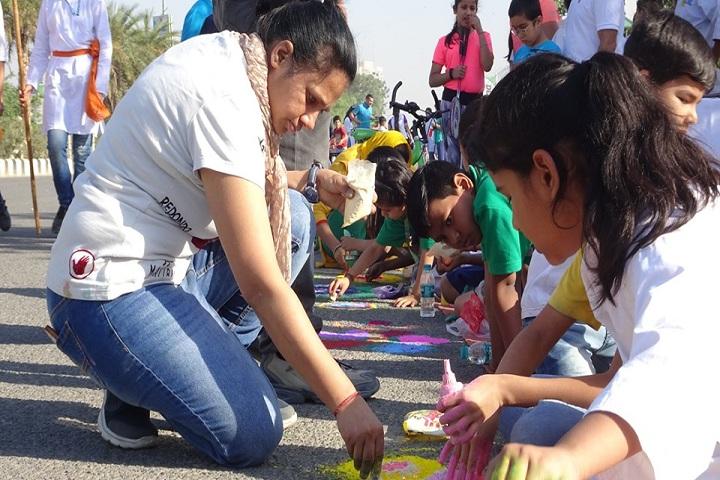 pranavanada International School-Extra Curricular Activities