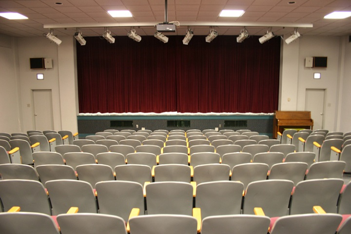 Prayaag International school-Auditorium