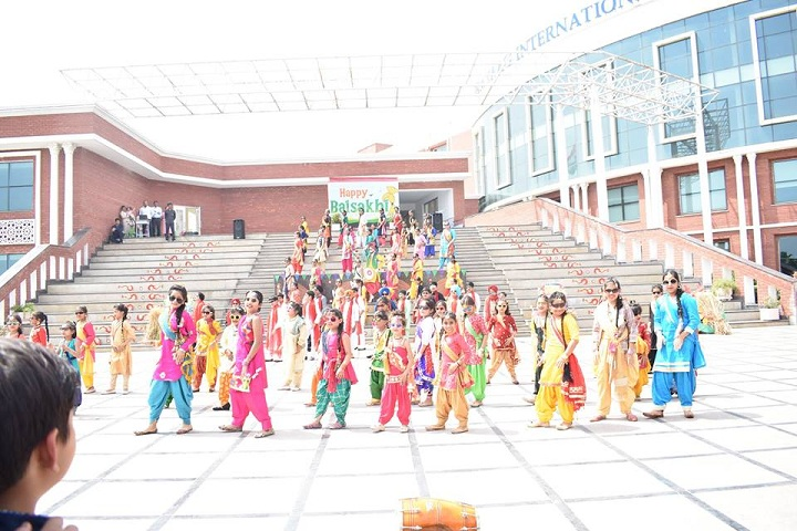 Prayaag International school-Baisakhi Celebration