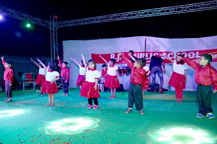 R J L Public School-Dance Performance