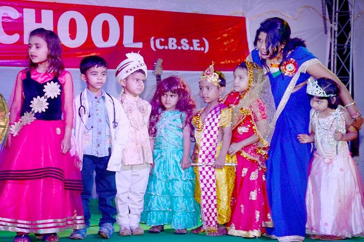 R J L Public School-Fancy Dress Competition