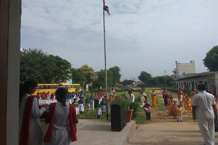RDS  Public School-Independence Day