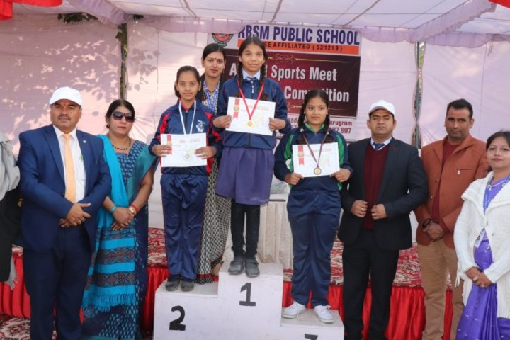 RBSM Public School-Athletic Meet