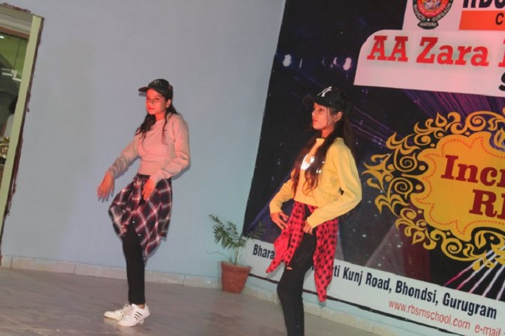 RBSM Public School-Dance Competition