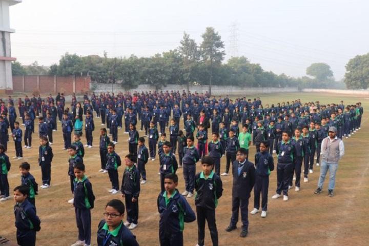 RBSM Public School-Morning Assembly