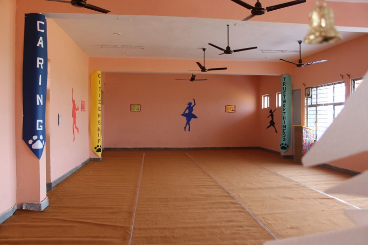 R E D School Charkhi-Dance Room