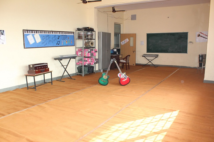 R E D School Charkhi-Music Room