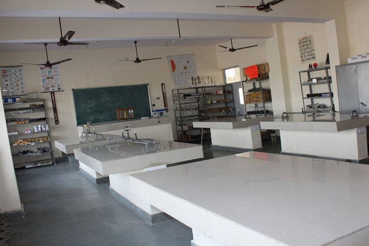 R E D School Charkhi-Science Lab