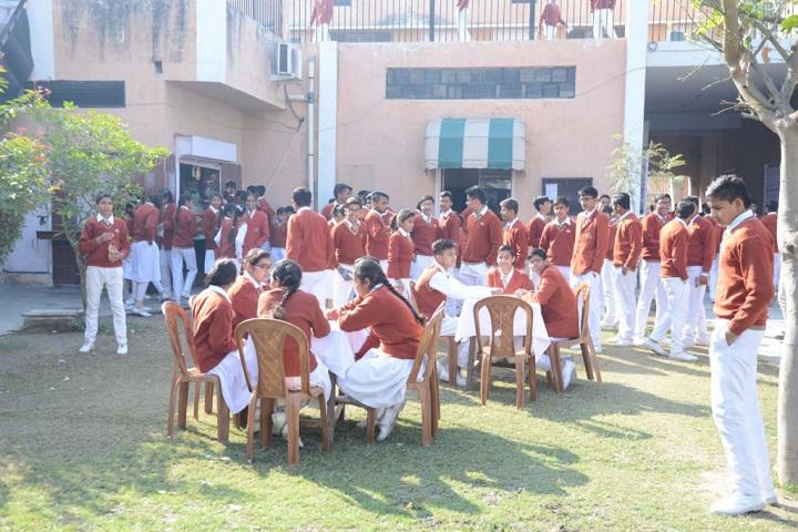 R K S D Public School-Cafeteria
