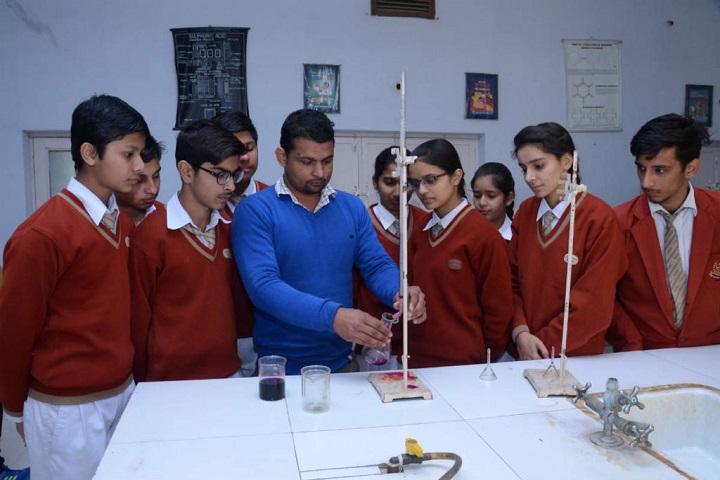 R K S D Public School-Chemistry Lab
