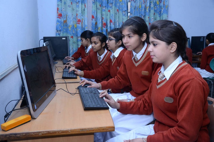 R K S D Public School-Computer Lab