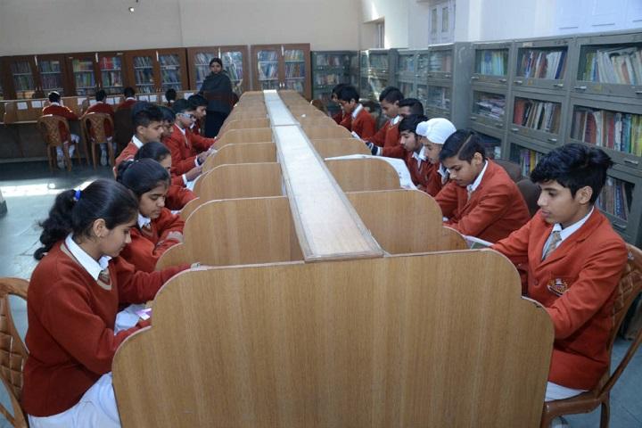R K S D Public School-Library