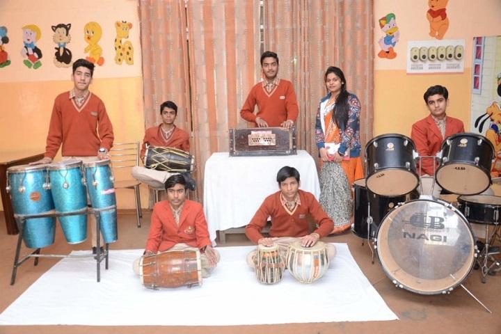 R K S D Public School-Music Room