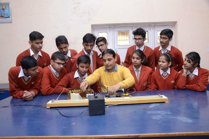 R K S D Public School-Physics Lab