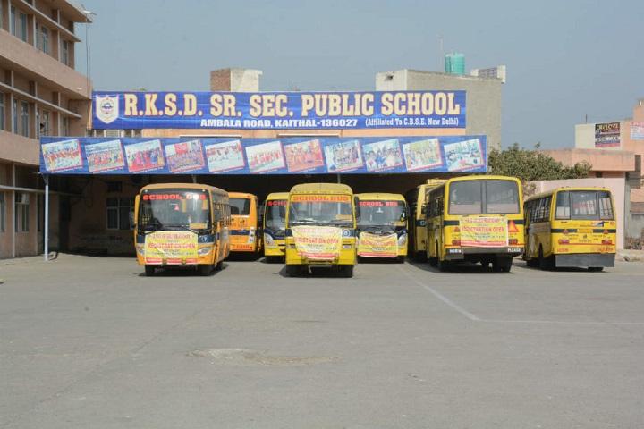 R K S D Public School-Transport