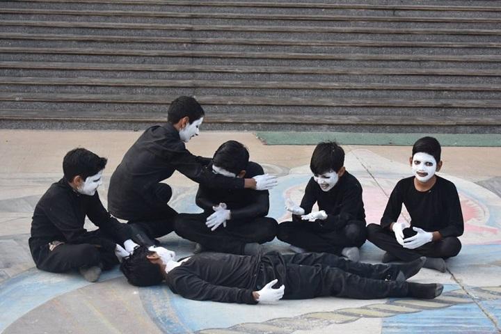 R P S Public Senior Secondary School-Act Performance