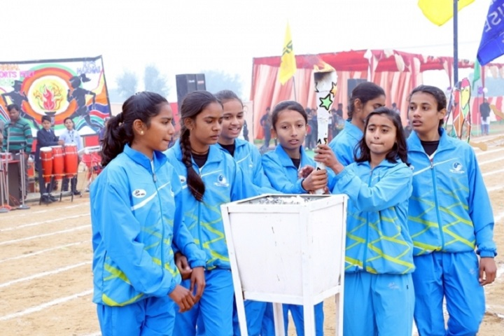 R P S Public Senior Secondary School-Annual Sports Meet
