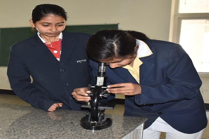 R P S Public Senior Secondary School-Biology Lab