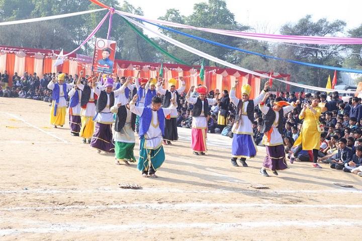 R P S Public Senior Secondary School-Dance Performance