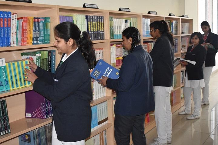 R P S Public Senior Secondary School-Library Room