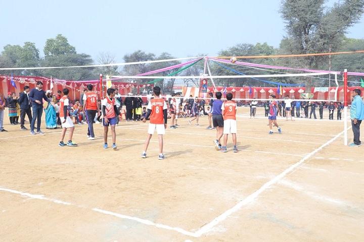 R P S Public Senior Secondary School-Sports Facilities