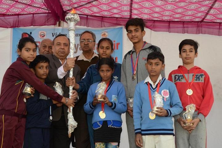 Radha Lal Gita Vidya Mandir-Achievements