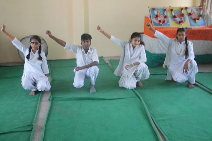 Radha Lal Gita Vidya Mandir-Cultural Event