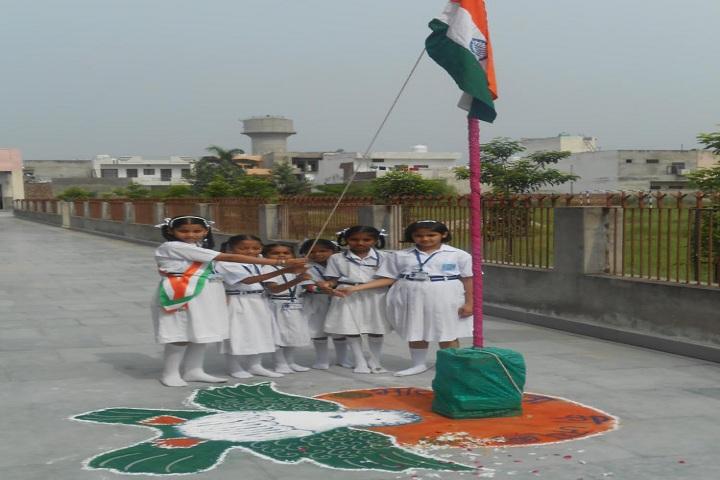 Radha Lal Gita Vidya Mandir-Independence Day