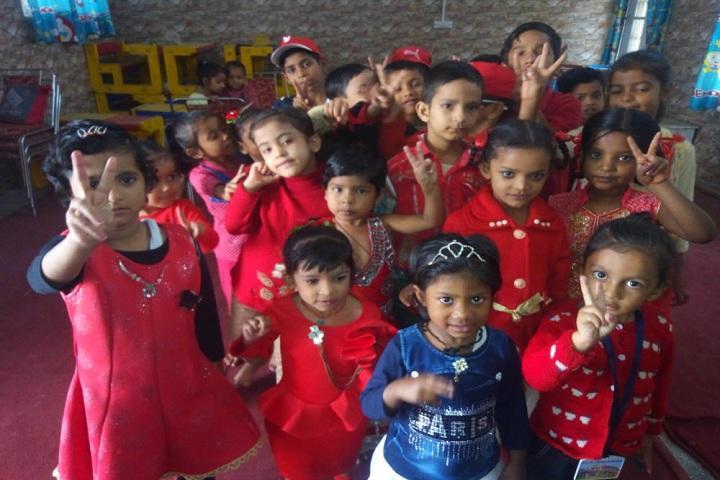 Radha Lal Gita Vidya Mandir-Red Day