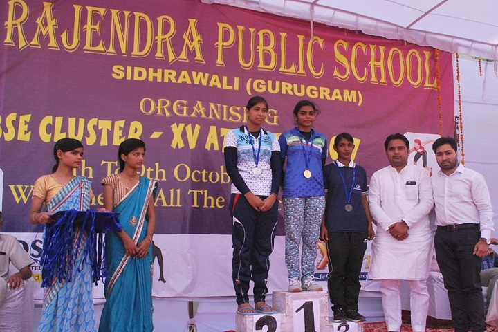Rajendra Public School-Athletic Meet