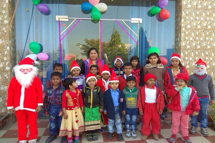 Rajendra Public School-Christmas Celebrations