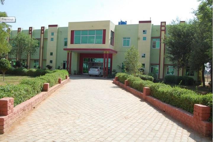 Rajwanshi Senior Secondary School-Building