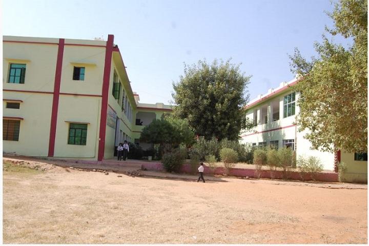 Rajwanshi Senior Secondary School-Campus
