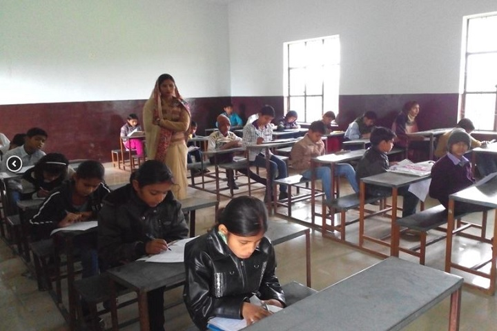 Rajwanshi Senior Secondary School-Class room