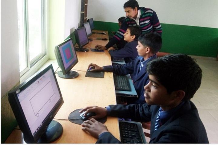 Rajwanshi Senior Secondary School-Computer Lab