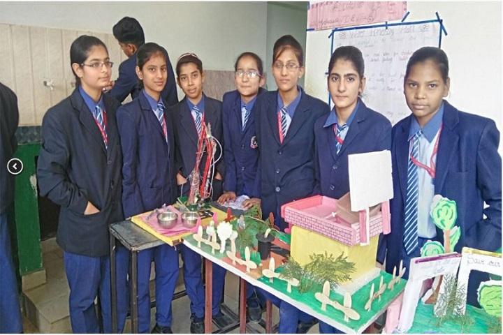 Rajwanshi Senior Secondary School-Exhibition