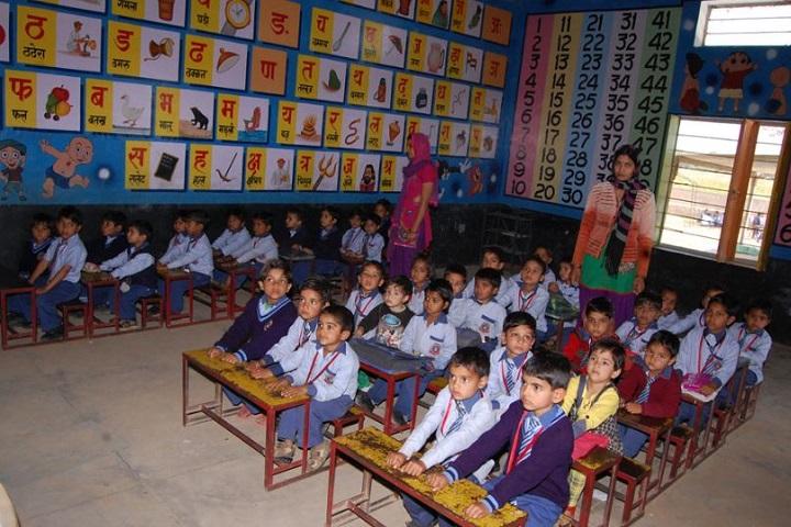 Rajwanshi Senior Secondary School-Kindergarden Classroom