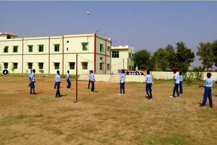 Rajwanshi Senior Secondary School-Play Ground