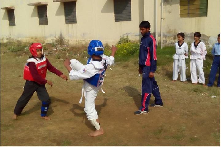 Rajwanshi Senior Secondary School-Sports Activity