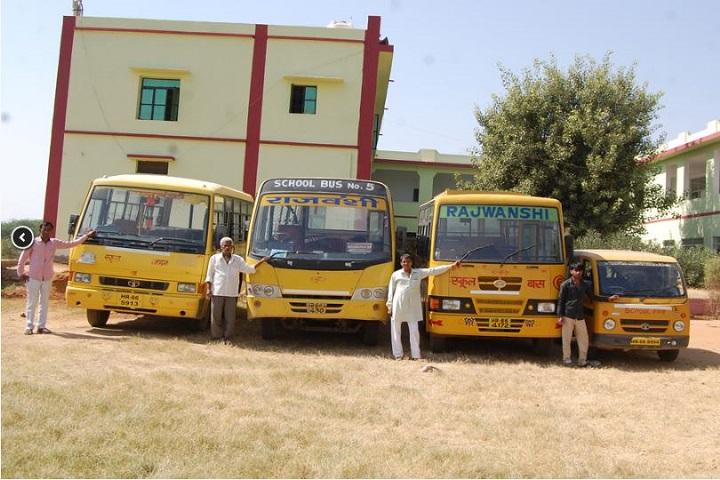 Rajwanshi Senior Secondary School-Transportation
