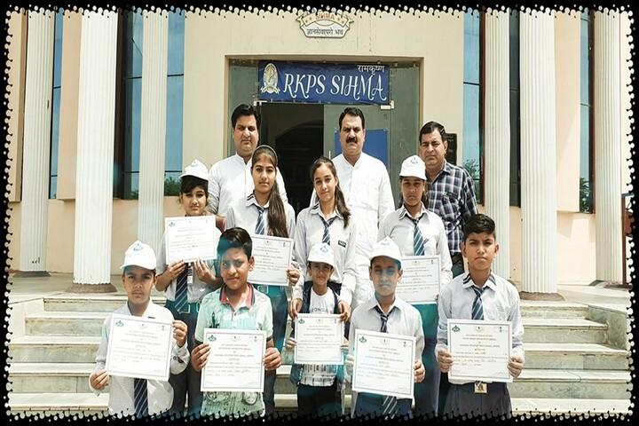 Ram Krishan Public School-Awards