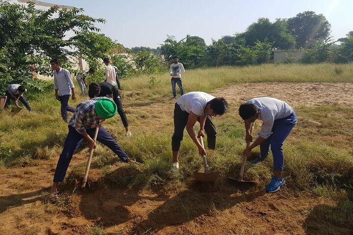Ram Krishan Public School-Cleanliness