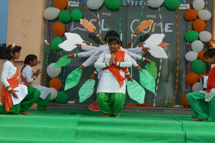 Ram Krishan Public School-Independence Day