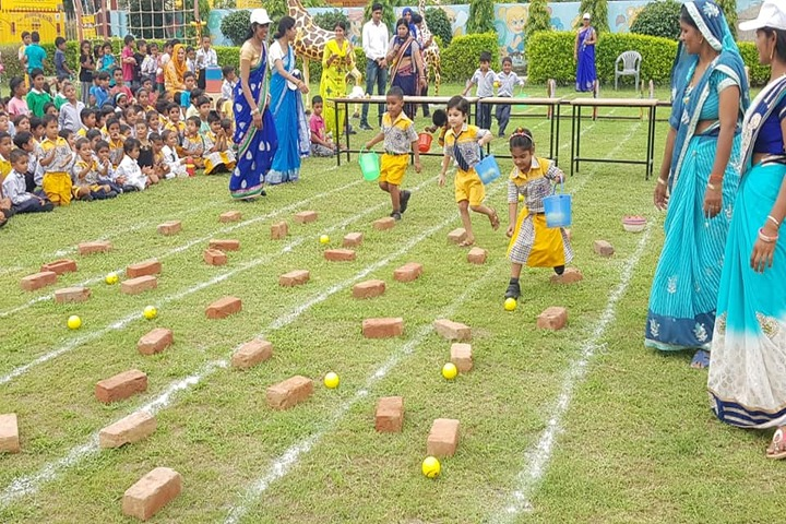 Ram Krishan Public School-Junior Sports Day