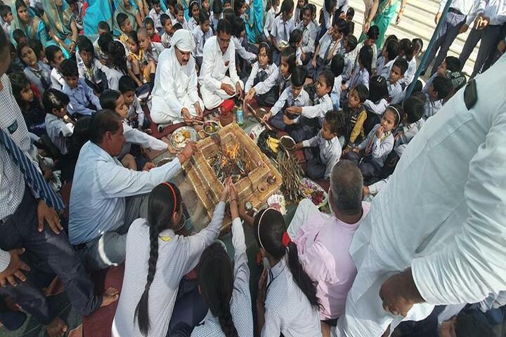 Ram Krishan Public School-Pooja