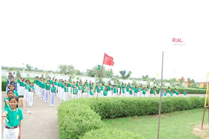 Rama and Krishna Public School-Independence Day