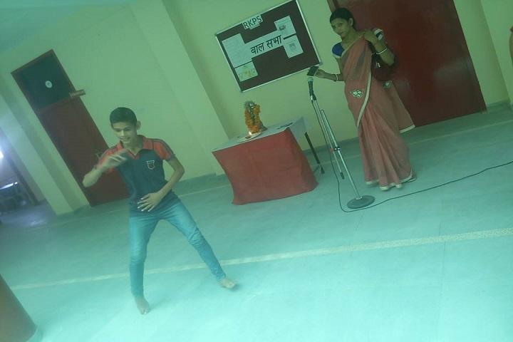 Rama and Krishna Public School-Dance Performance