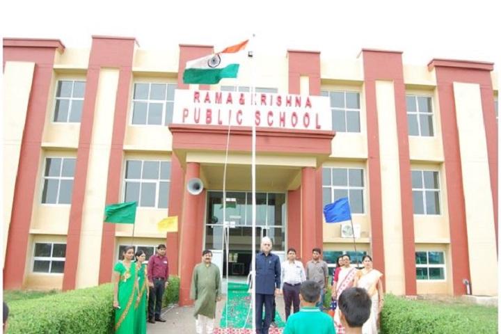 Rama and Krishna Public School-Independence Day Celebrations