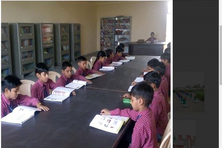 Rama and Krishna Public School-Library